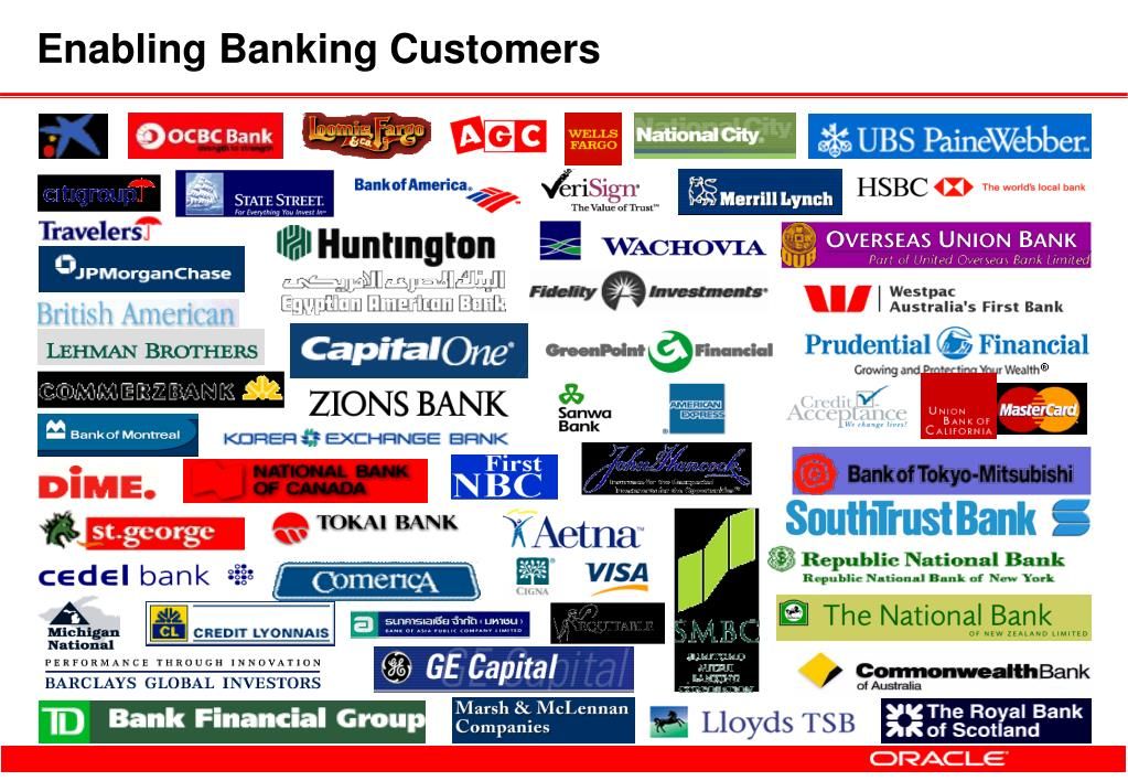 Enabling Banking Customers
