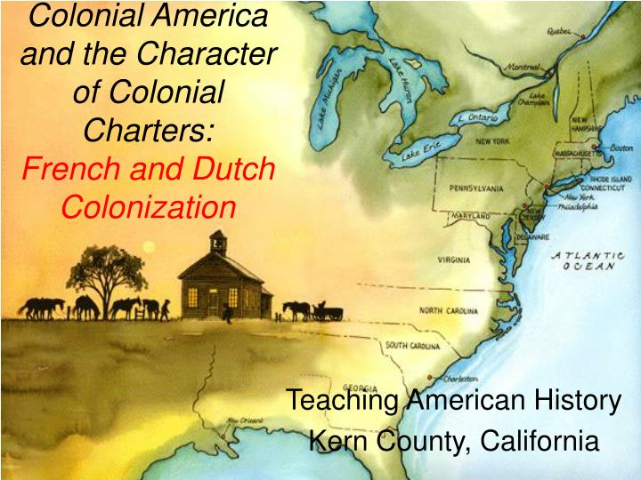 Colonization of america essays