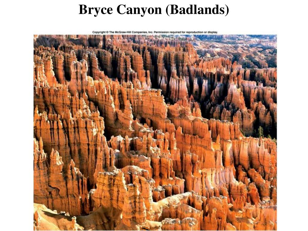 Bryce Canyon (Badlands)