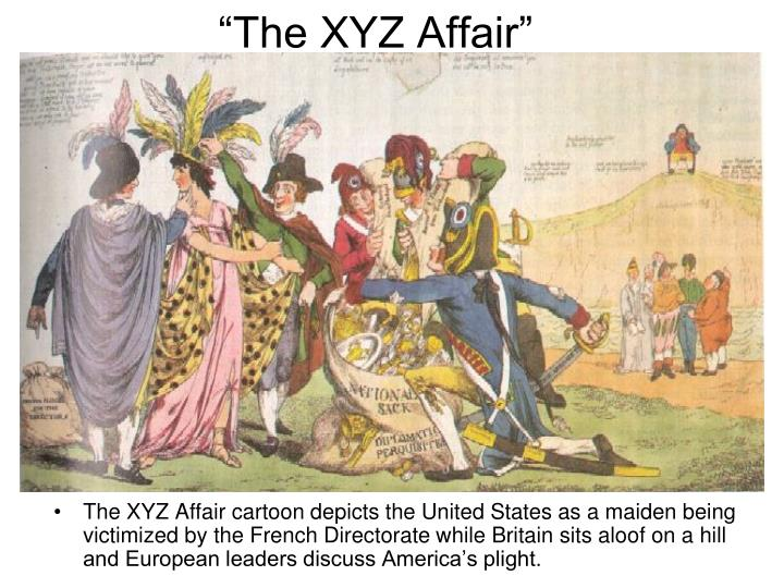 """The XYZ Affair"""