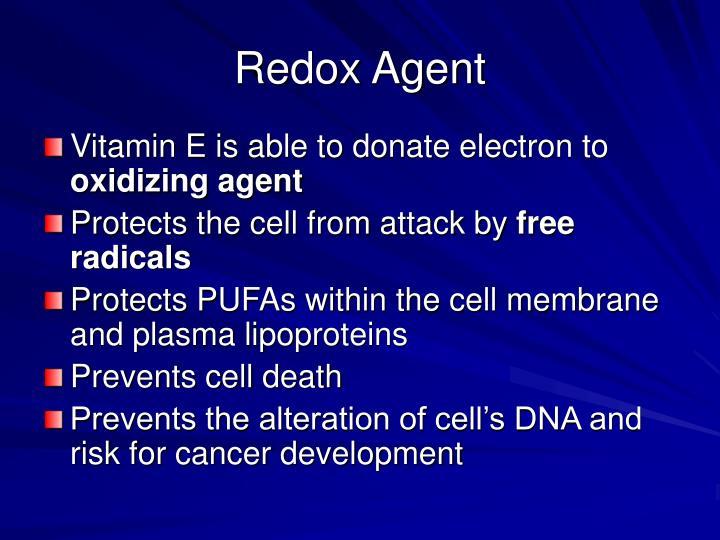 Redox Agent