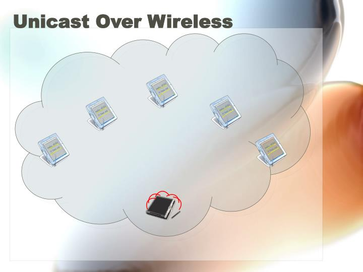 Unicast Over Wireless
