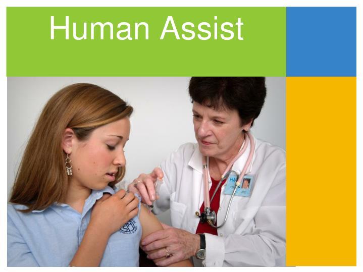 Human Assist
