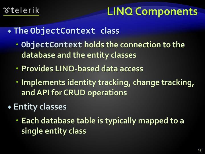 LINQ Compo