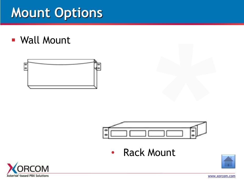 Mount Options