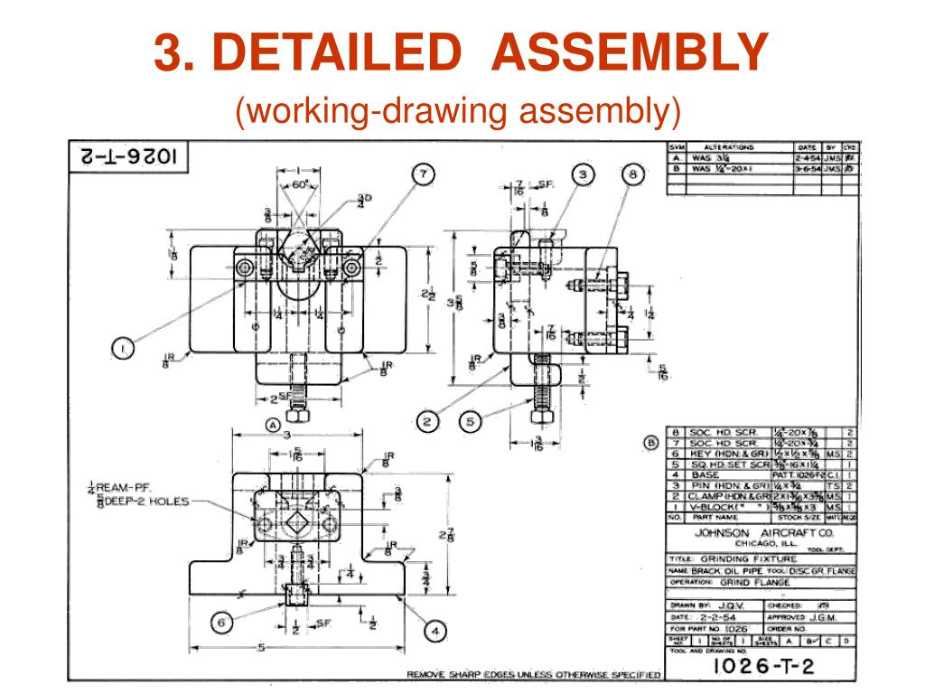 3. DETAILED  ASSEMBLY