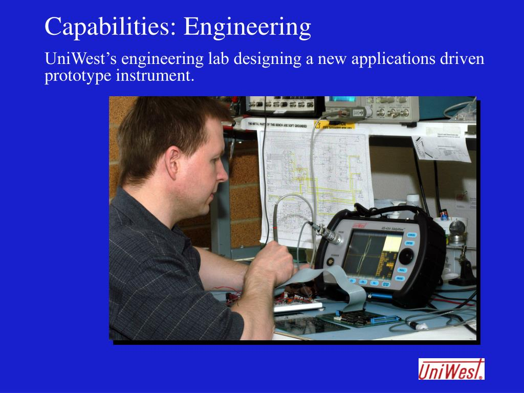 Capabilities: Engineering