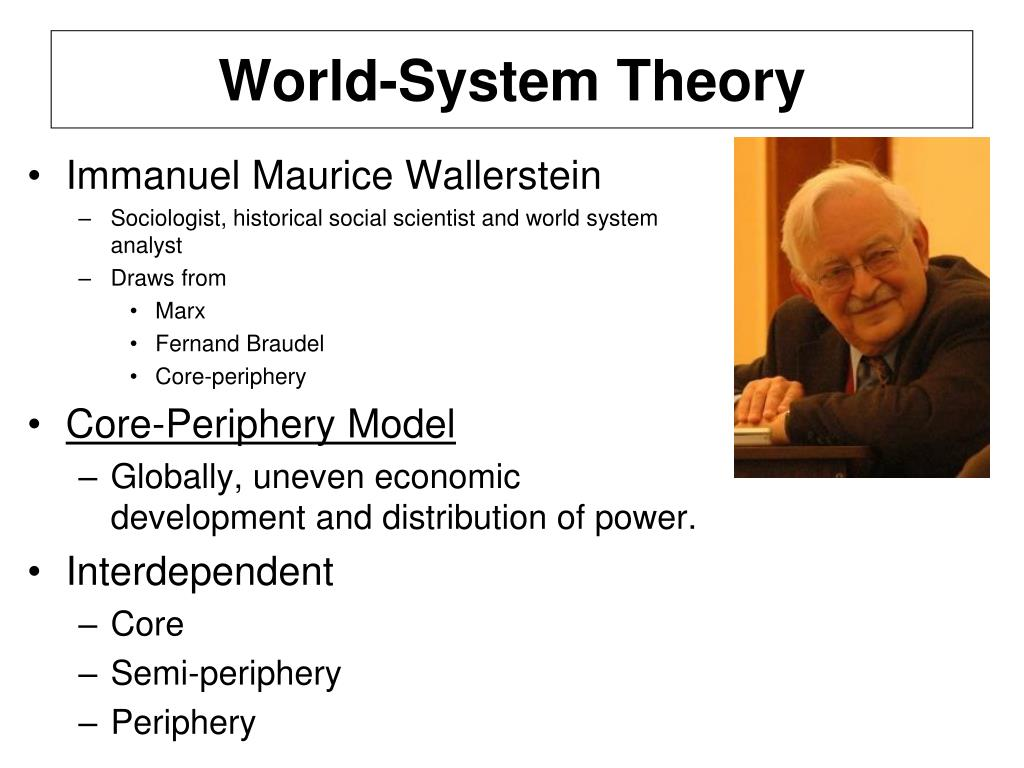 World-System Theory
