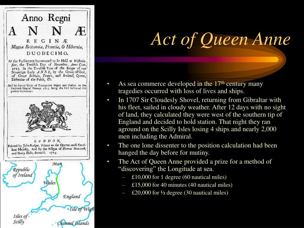Act of Queen Anne