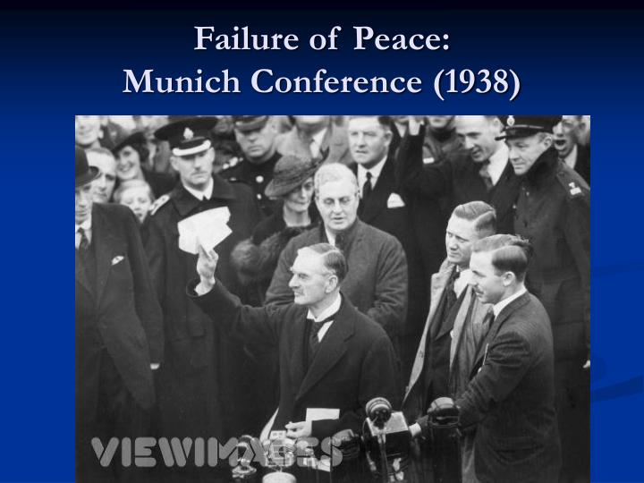 Failure of Peace: