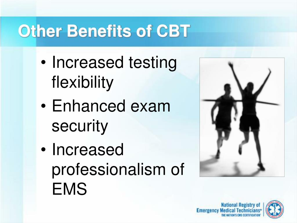 Other Benefits of CBT