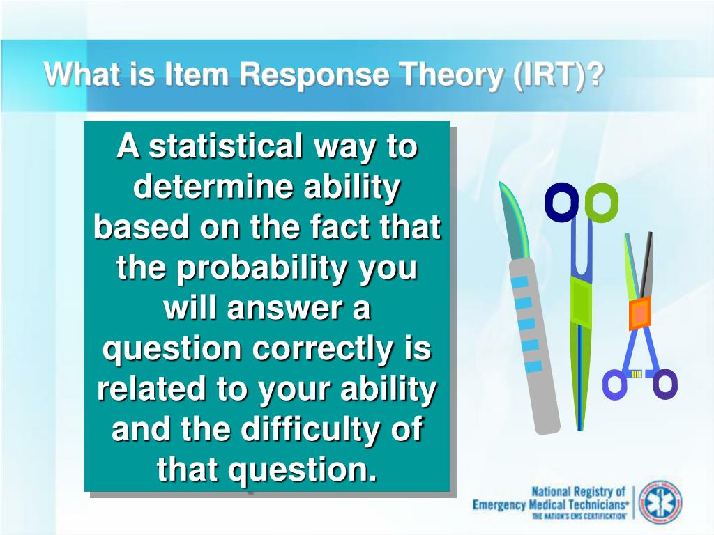 What is Item Response Theory (IRT)?