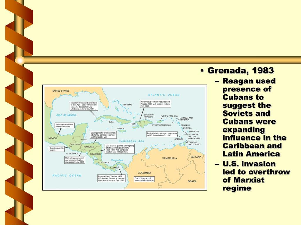 Grenada, 1983
