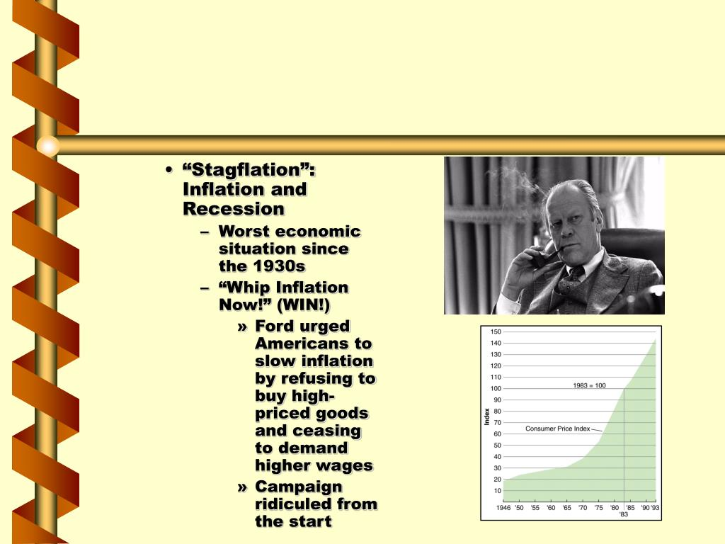 """Stagflation"": Inflation and Recession"