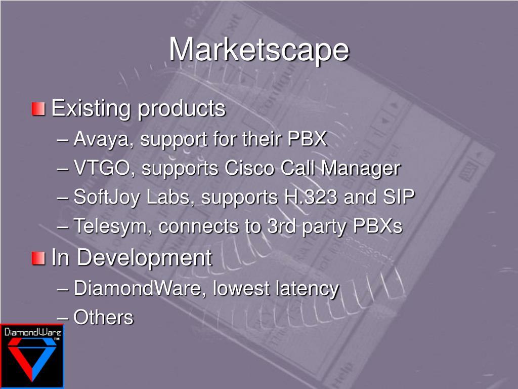 Marketscape