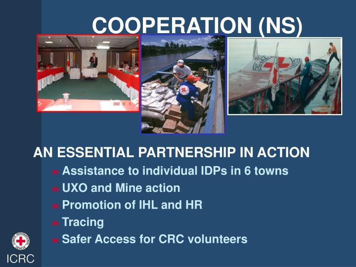 COOPERATION (NS)