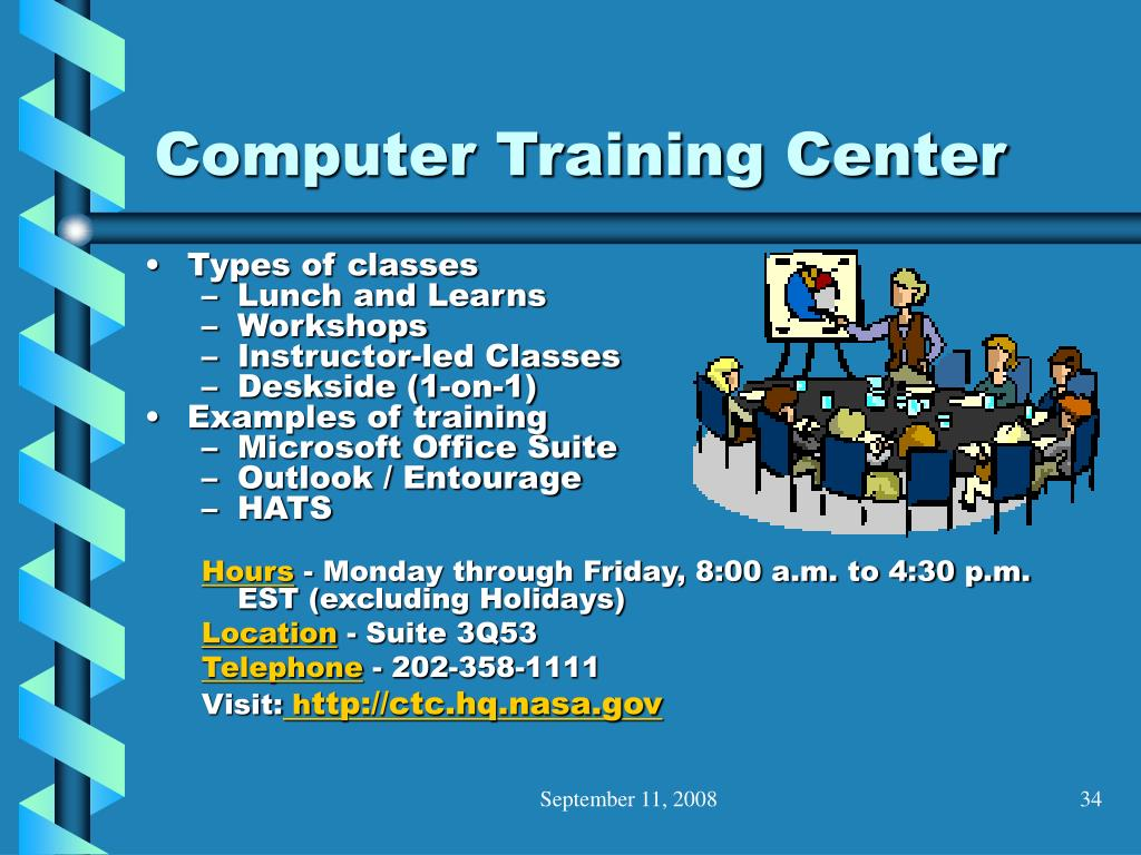 Computer Training Center