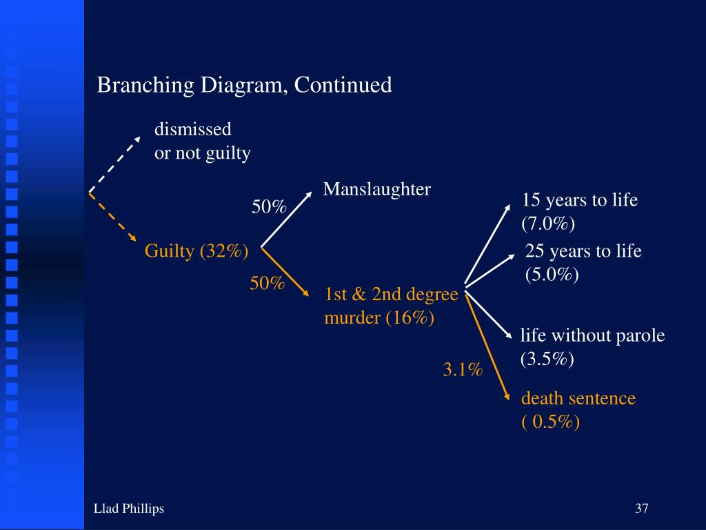 Branching Diagram, Continued
