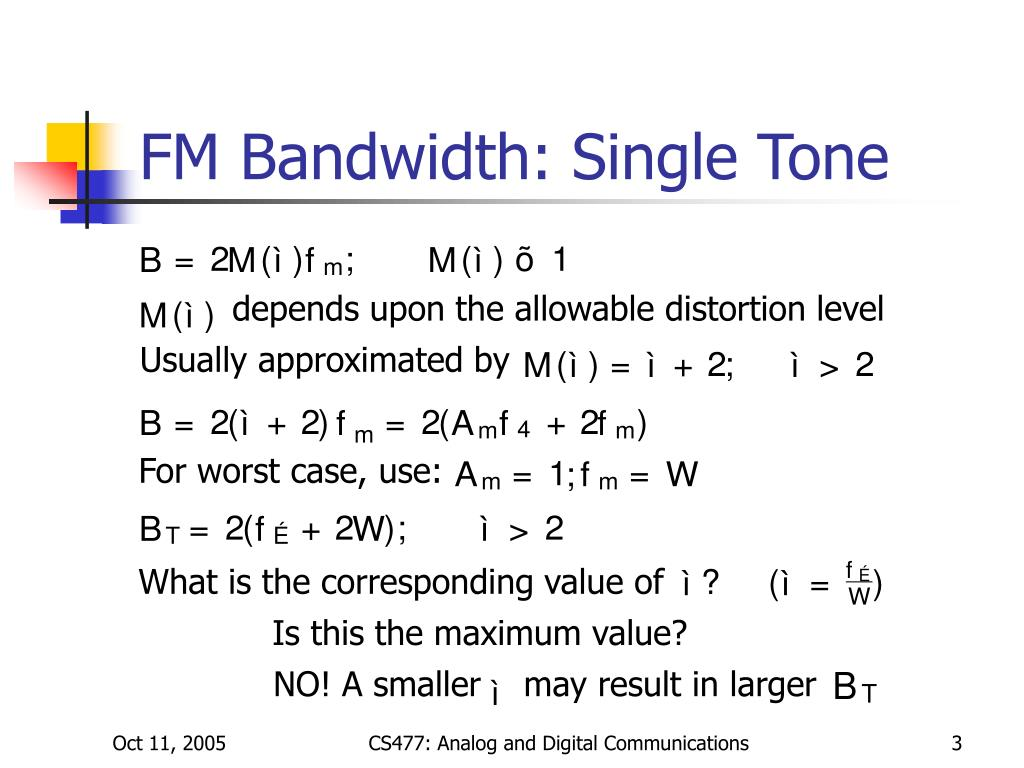 depends upon the allowable distortion level