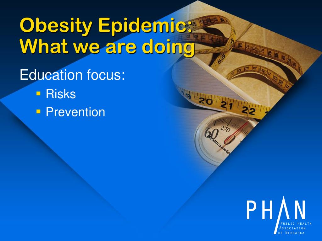 Obesity Epidemic: