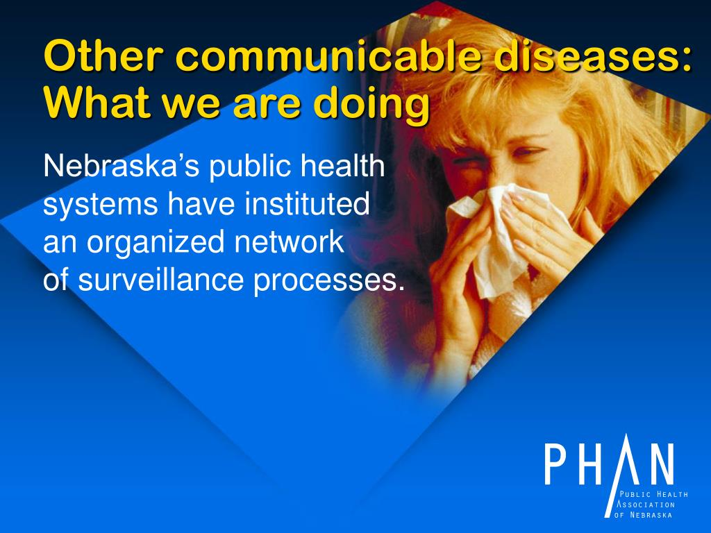 Other communicable diseases: