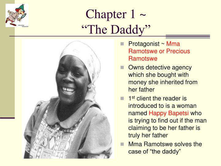 Chapter 1 the daddy