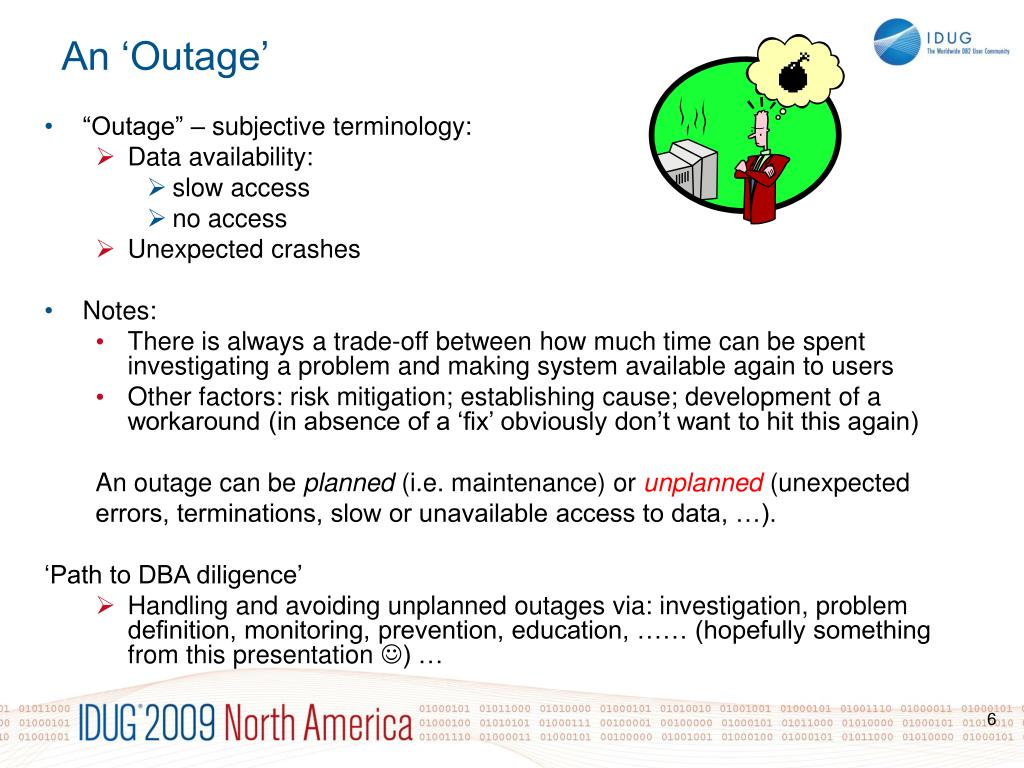 An 'Outage'