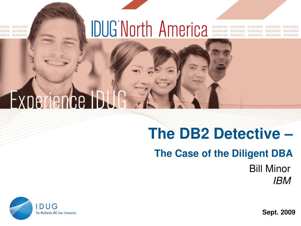 The DB2 Detective –