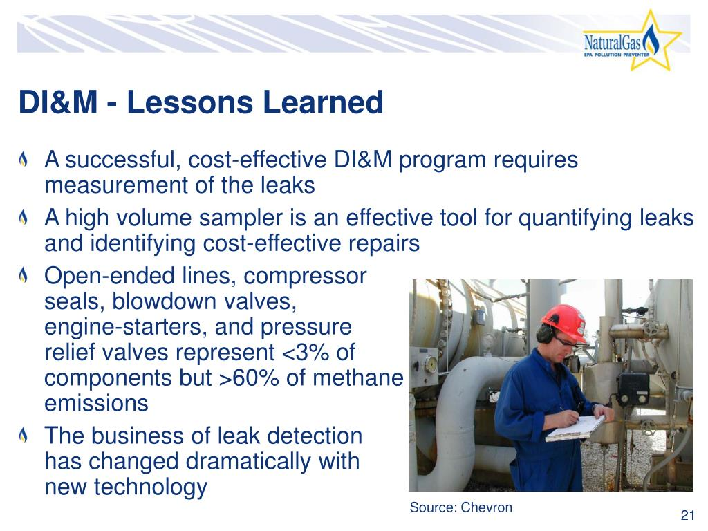 DI&M - Lessons Learned