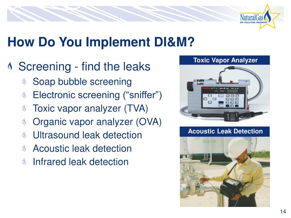 Toxic Vapor Analyzer