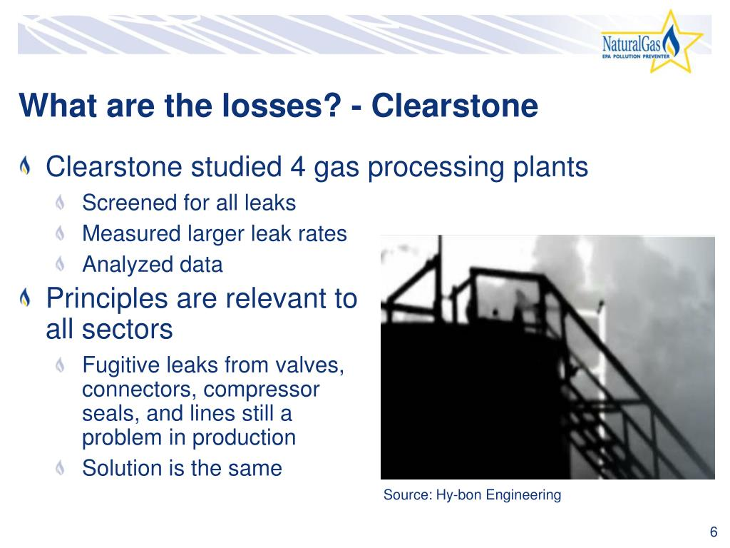 What are the losses? - Clearstone