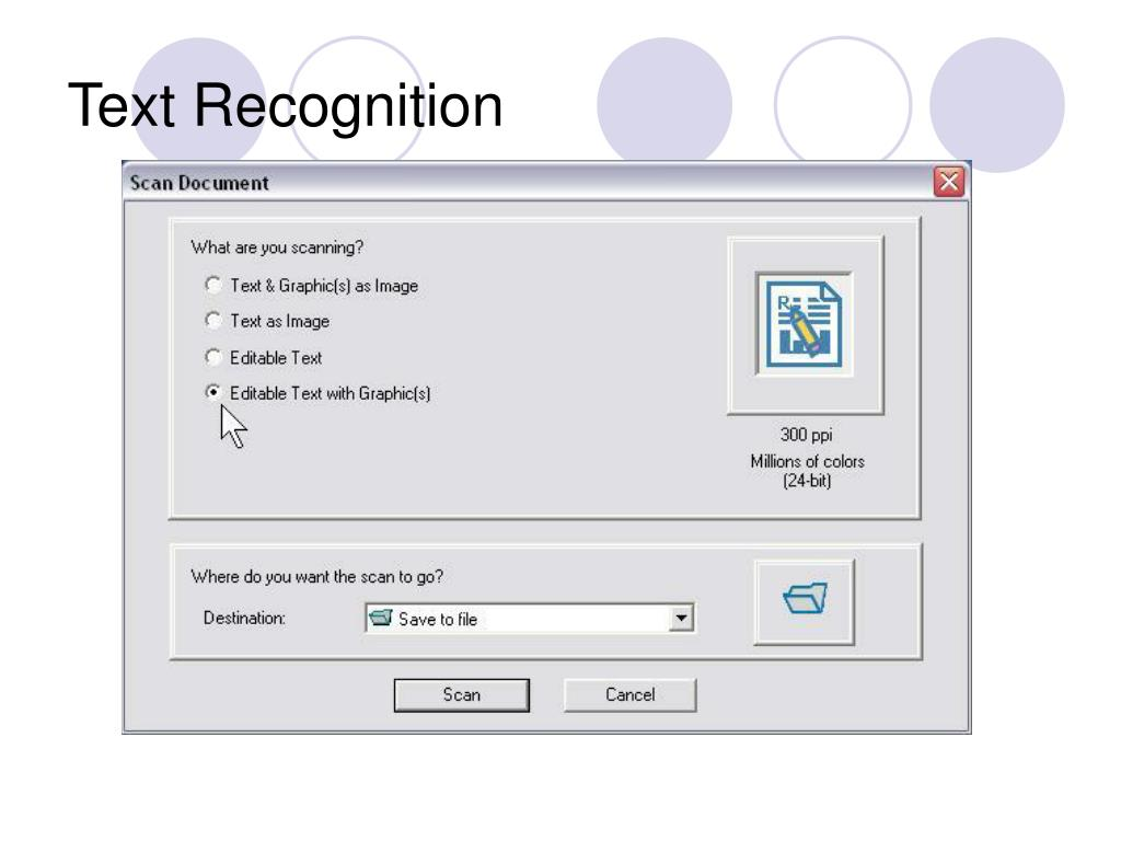 Text Recognition