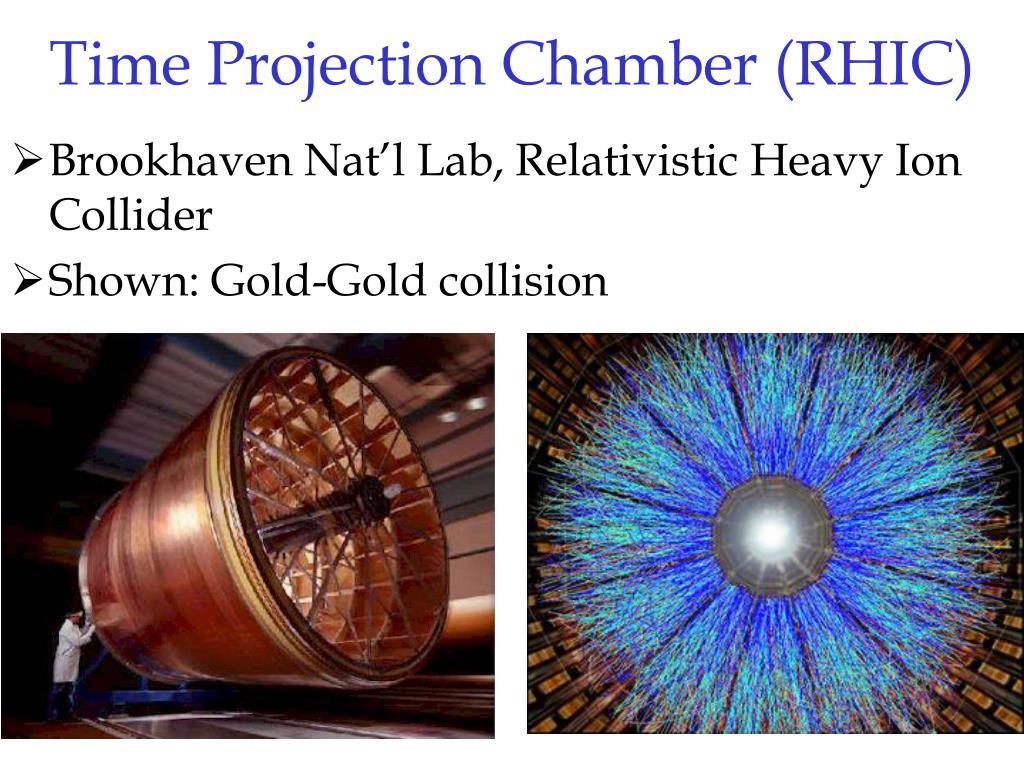 Time Projection Chamber (RHIC)