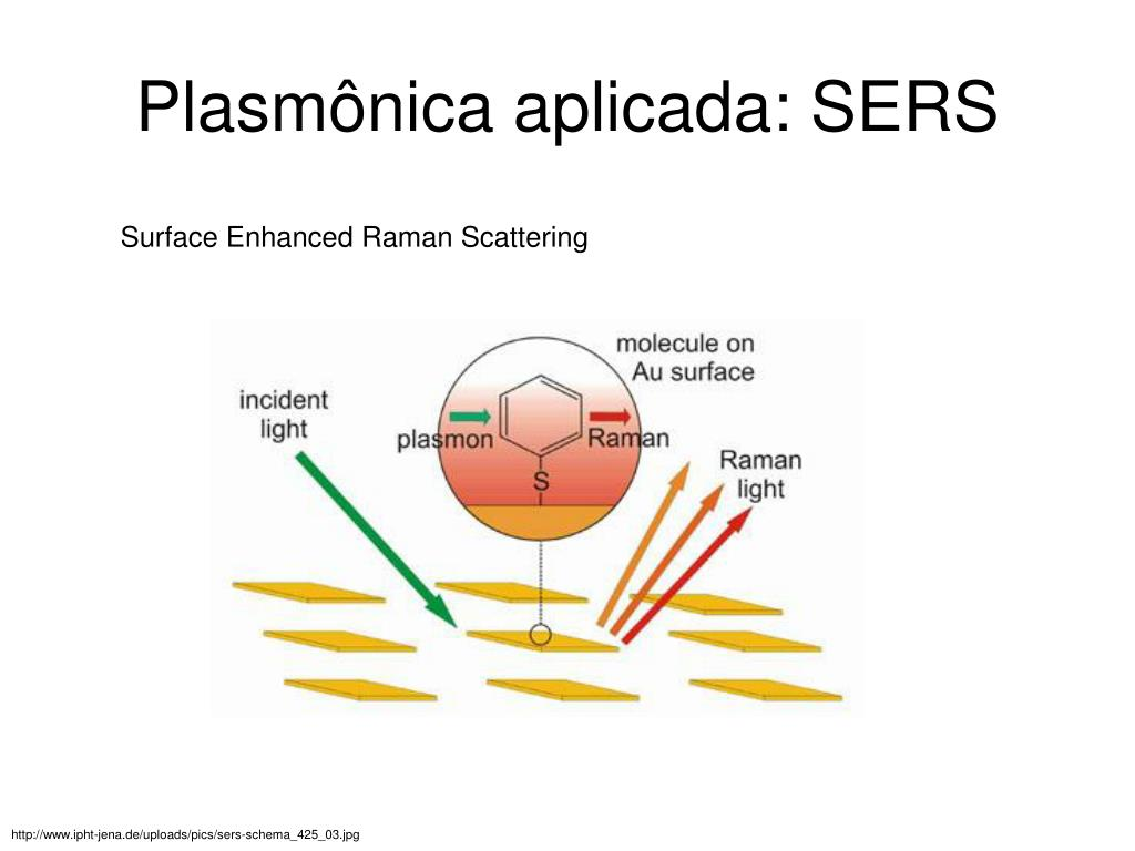 Plasmônica aplicada: SERS
