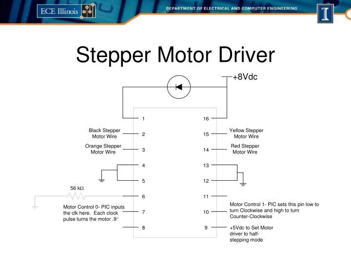 Stepper Motor Driver