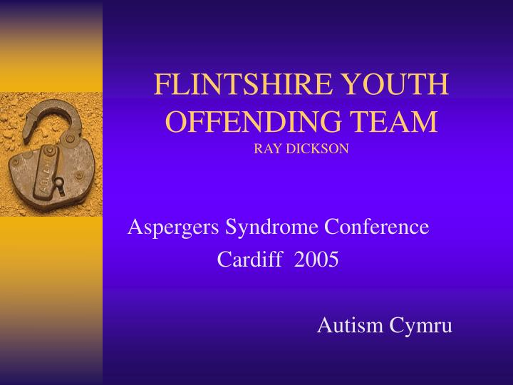 Flintshire youth offending team ray dickson l.jpg