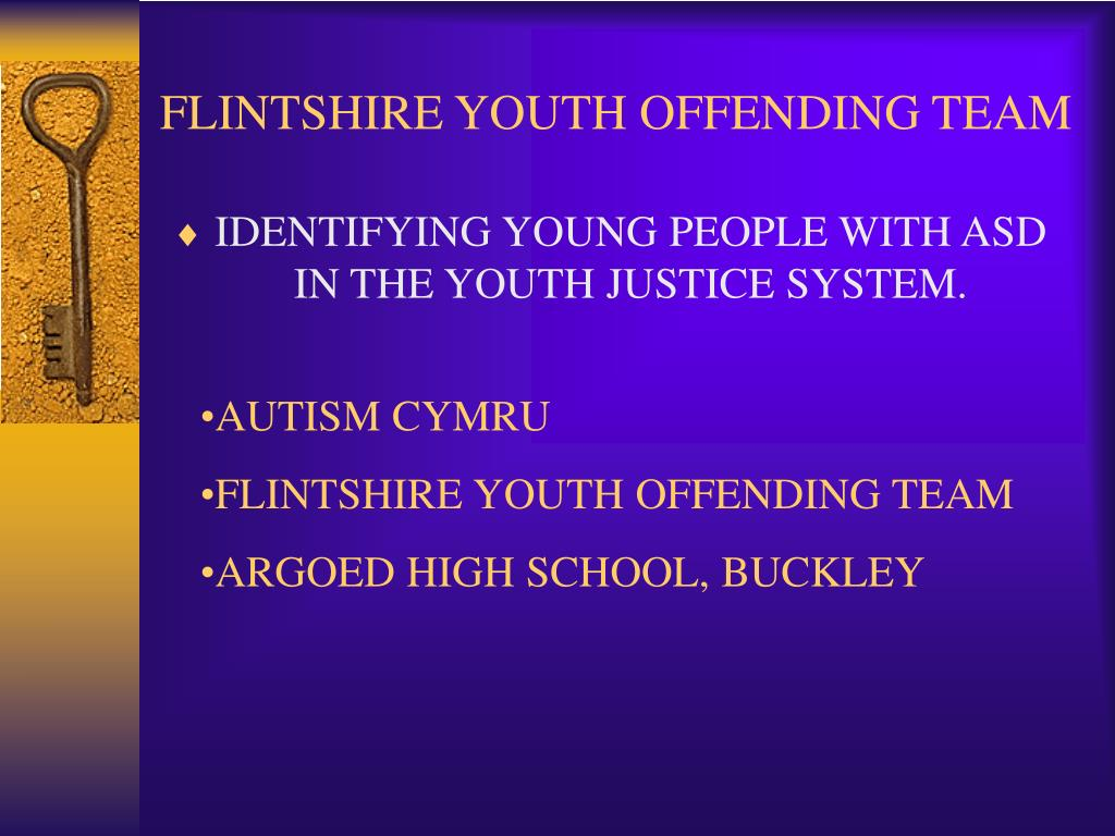 FLINTSHIRE YOUTH OFFENDING TEAM