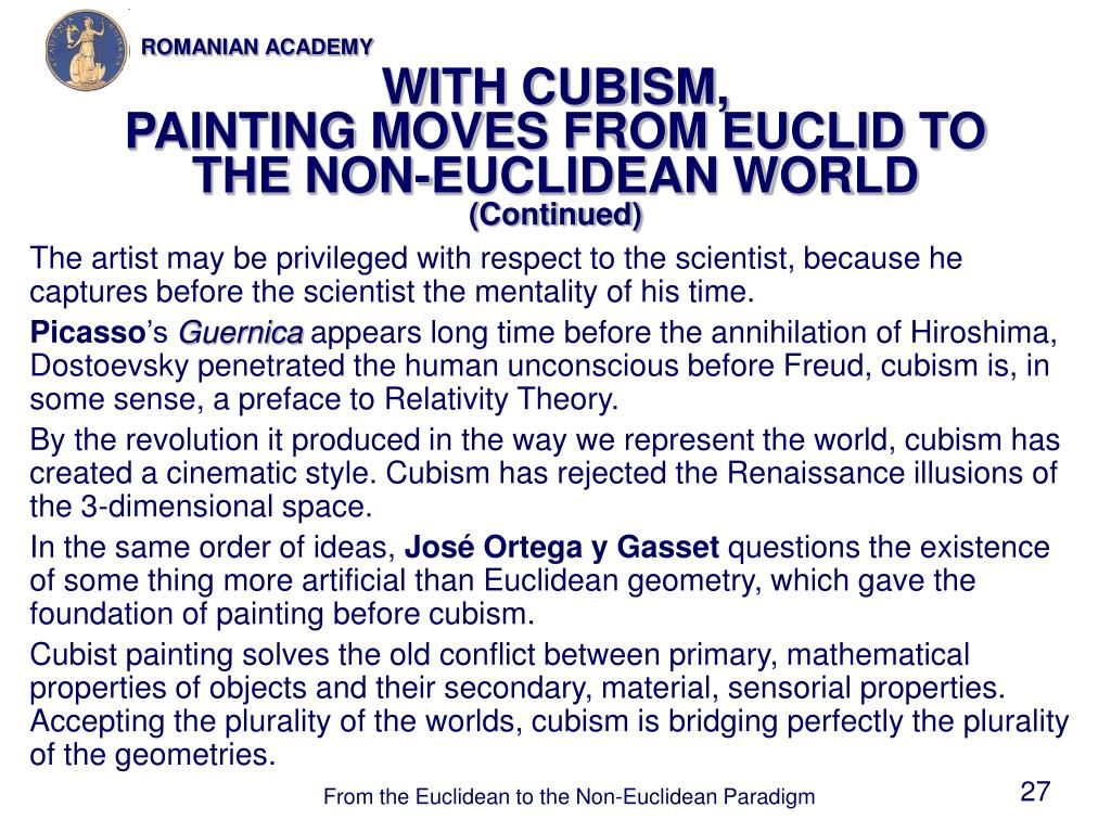 WITH CUBISM,