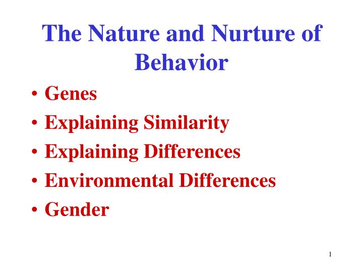 genetics behaviour intelligence sexuality essay That examines all the genetic factors that impact on behavior and intelligence, giftedness, sexual genetics and intelligence.