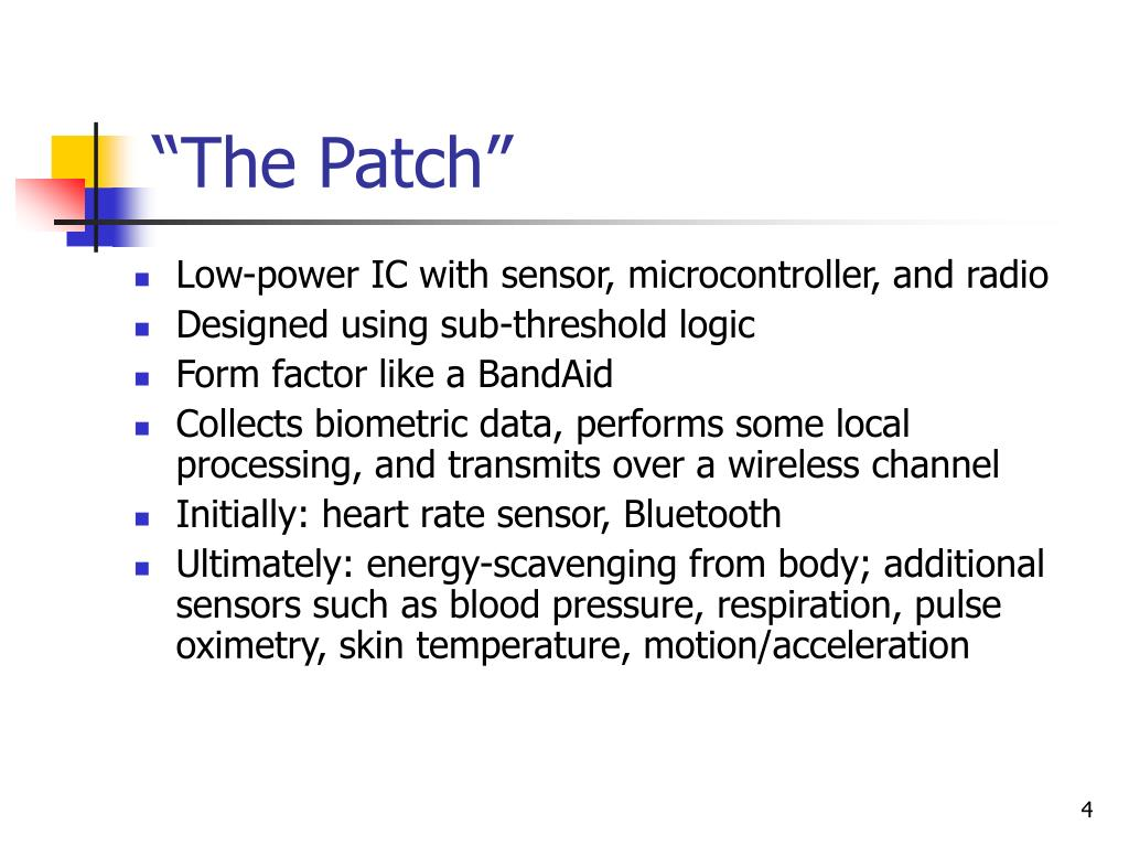 """""""The Patch"""""""