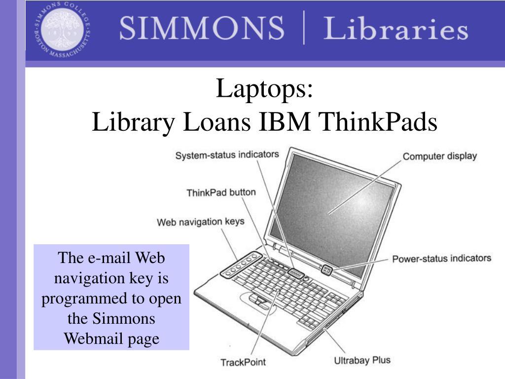 Laptops: