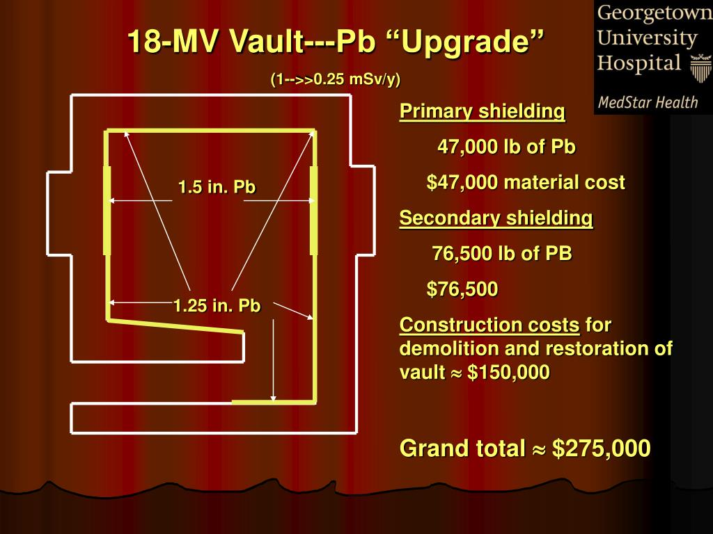 "18-MV Vault---Pb ""Upgrade"""