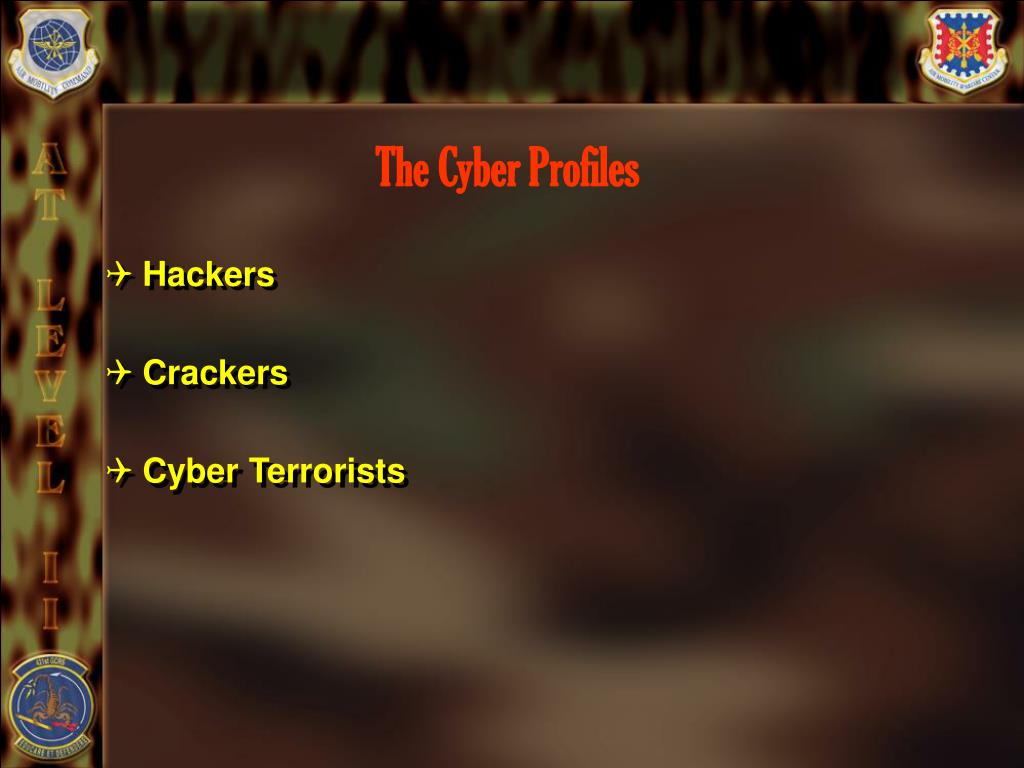 The Cyber Profiles