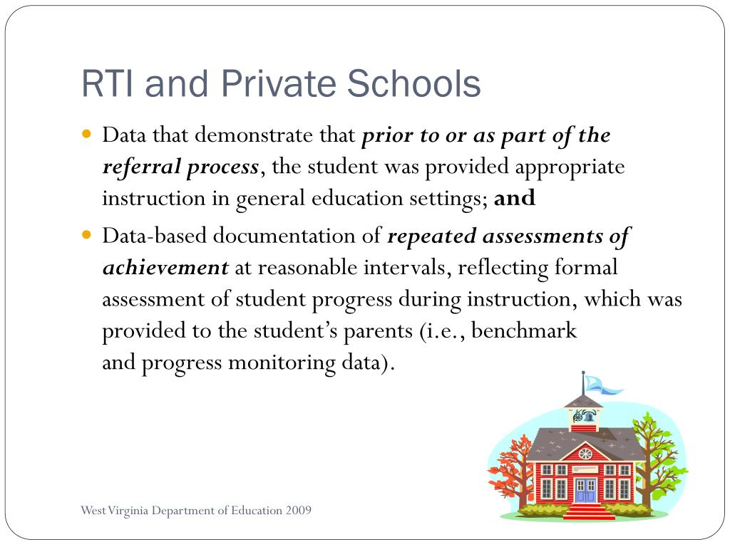 RTI and Private Schools