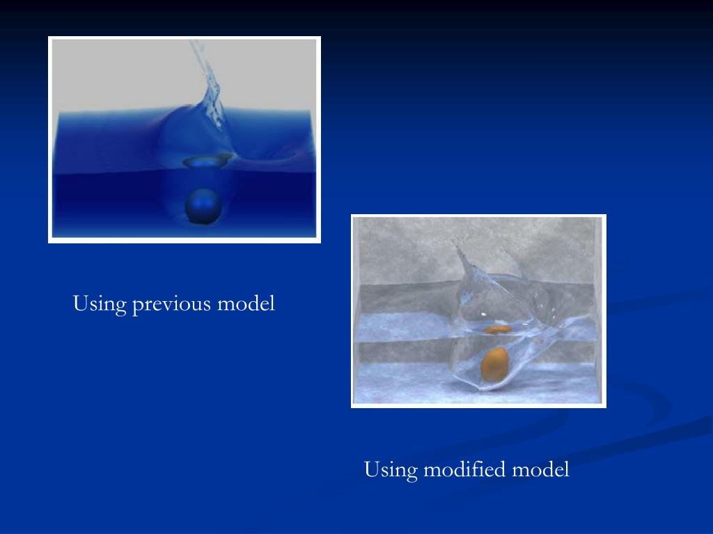 Using previous model
