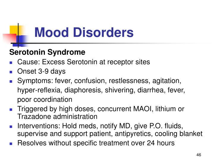 Mood Disorders