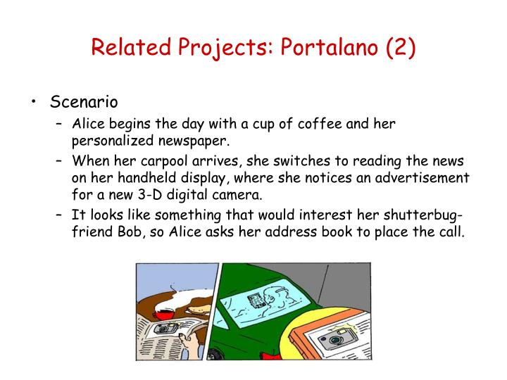 Related Projects: Portalano (2)