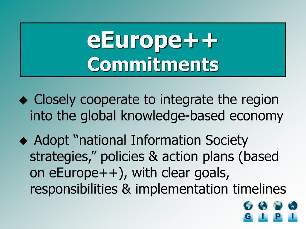 eEurope++