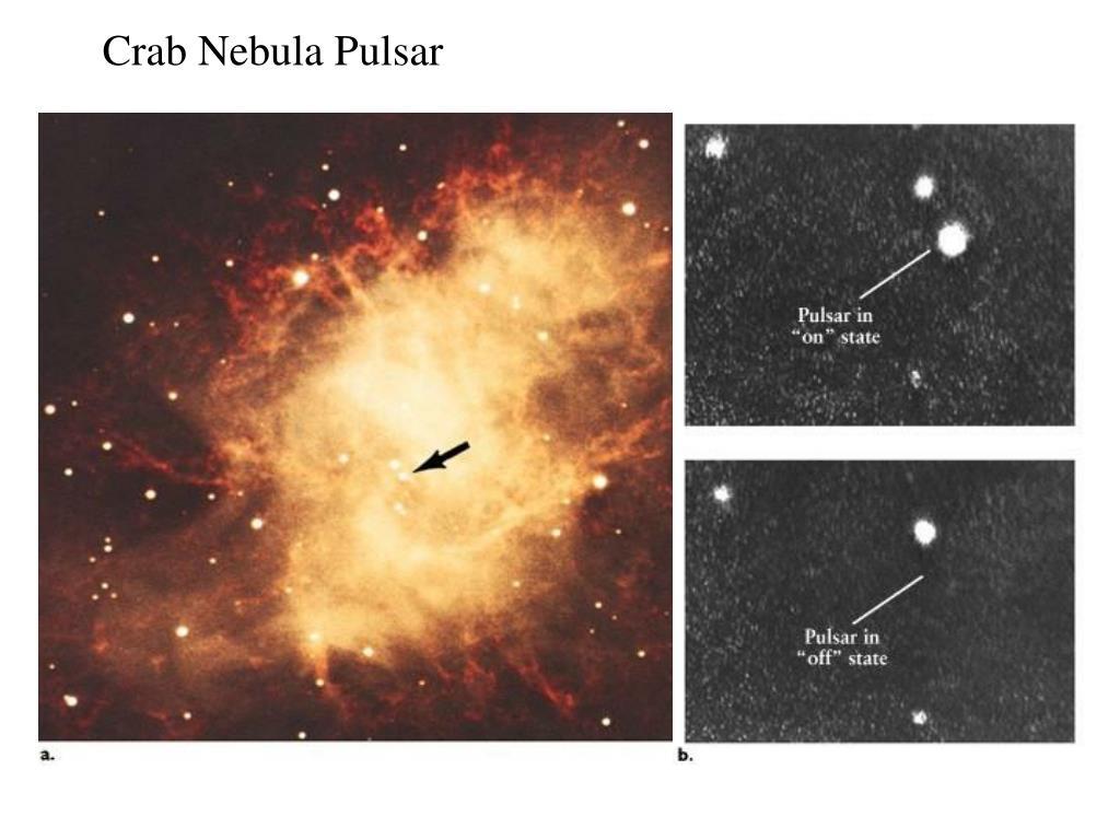 Crab Nebula Pulsar