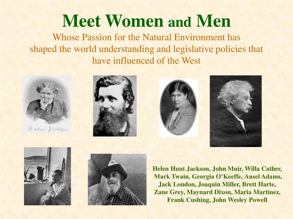 Meet Women